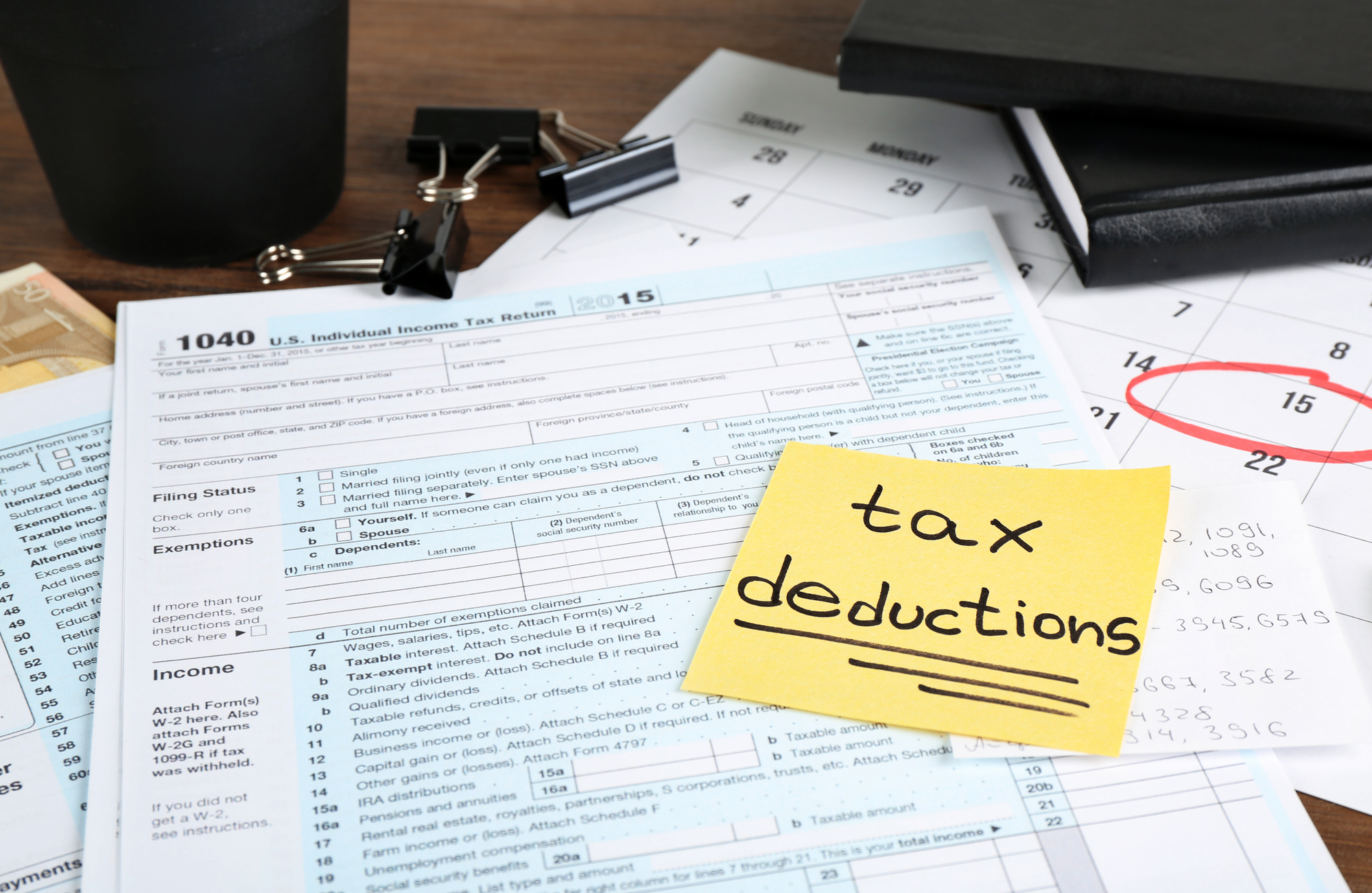 11 Types of Tax Deductions Homeowners Qualify For